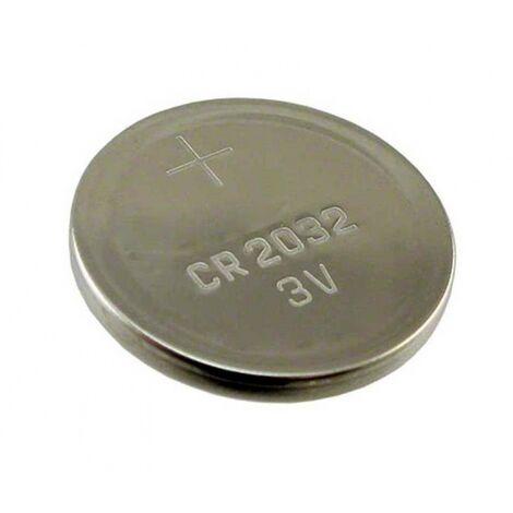 Pile 3V Lithium pour alarme type CR2032