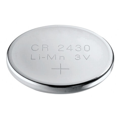 Pile 3V Lithium pour alarme Type CR2430