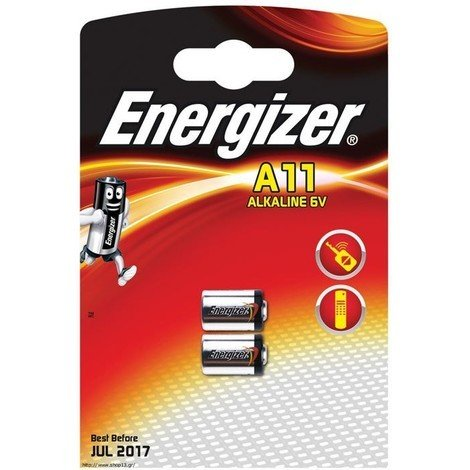 Pile A11/E11A ENERGIZER Alkaline FSB2 ZM - Par 2