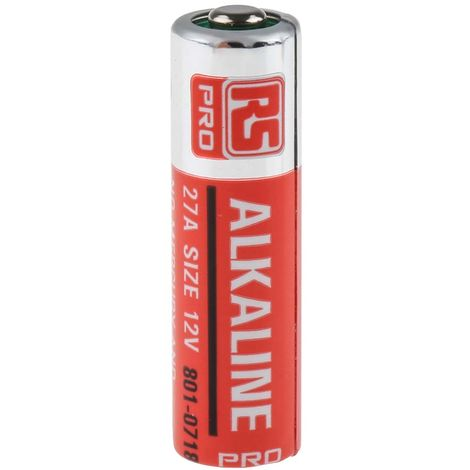 Pile A27 Rs Pro 12v Alcaline 25mah