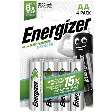 Pile Accumulateur rechargeable Energizer