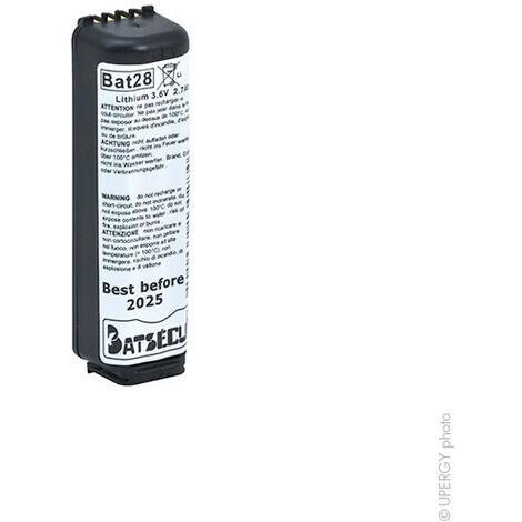 Pile alarme BATLI28 3.6V 2.7Ah