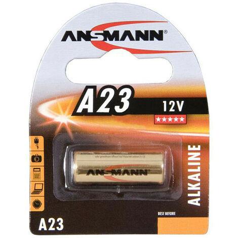 Pile Ansmann Alcaline A23 (1pce) (5015182)