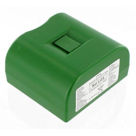 Pile Batli23 d'origine 2x 3.6V 18Ah Lithium pour Alarme