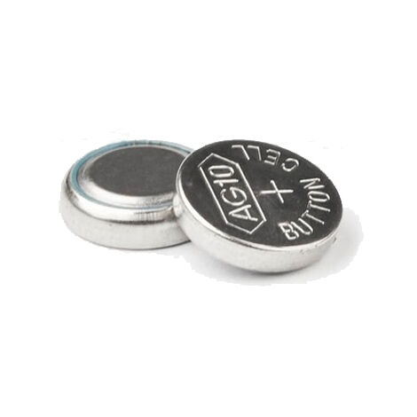 Pile bouton alcaline (AG10)