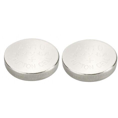 Pile bouton alcaline(s) LR 54 Conrad energy AG10 CE-1628891 75 mAh 1.5 V 2 pc(s) X566091