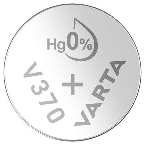 Pile bouton oxyde d'argent 370 1 pc(s) X37423