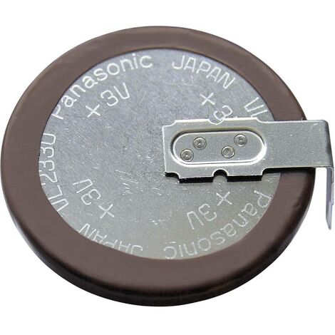 Pile bouton rechargeable lithium 3 V Panasonic VL2330-1HFE 50 mAh 1 pc(s)