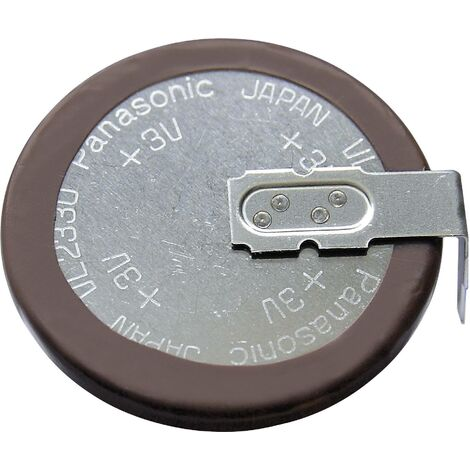 Pile bouton rechargeable lithium 3 V Panasonic VL2330-1HFE 50 mAh 1 pc(s) A39256