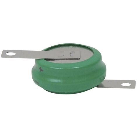 Pile bouton rechargeable NiMH 1.2 V Emmerich 60 H, ZLF 80 mAh 1 pc(s) A39351