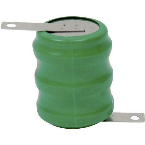 Pile bouton rechargeable NiMH 3.6 V Emmerich 60 H, ZLF 80 mAh 1 pc(s) A39325