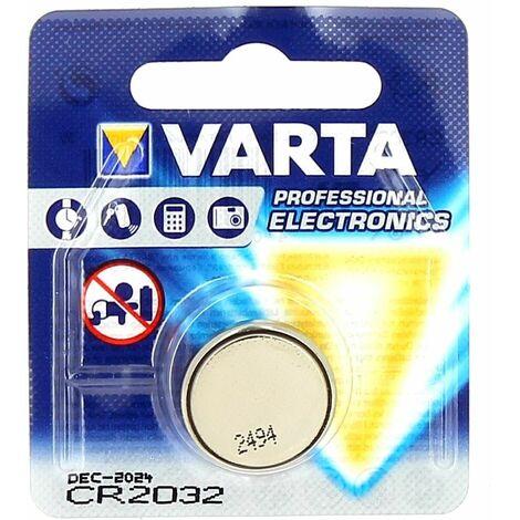 Pile cr2032 lithium 3v pour Droguerie Accessoire, Aspirateur Electrolux