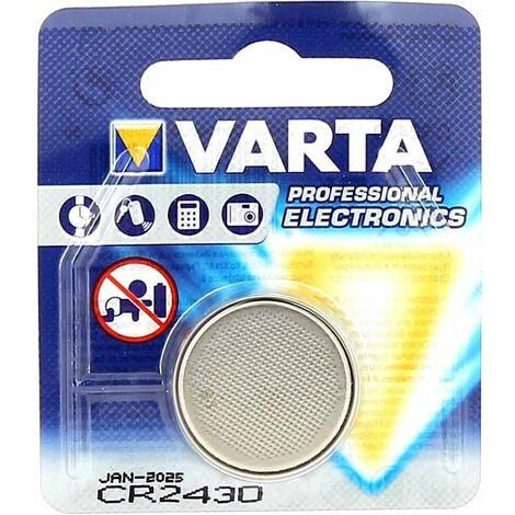 Pile cr2430 3v pour Droguerie Accessoire