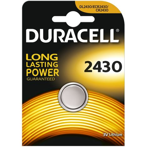 Pile Electronics 2430 - DURACELL