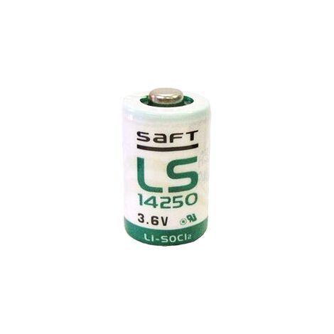 Pile lithium 3.6V Saft LS14250 1/2AA