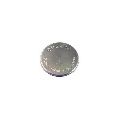 Pile lithium 3V Type 2430 (BATLI08)
