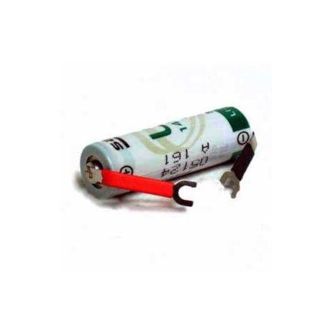 Pile Lithium collier de chien Saft 3.6V LS14500K
