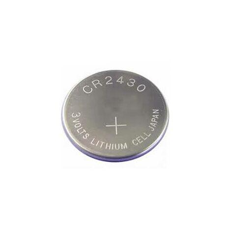 Pile Lithium Cr 2430 3v Blister X2 Hyperelec