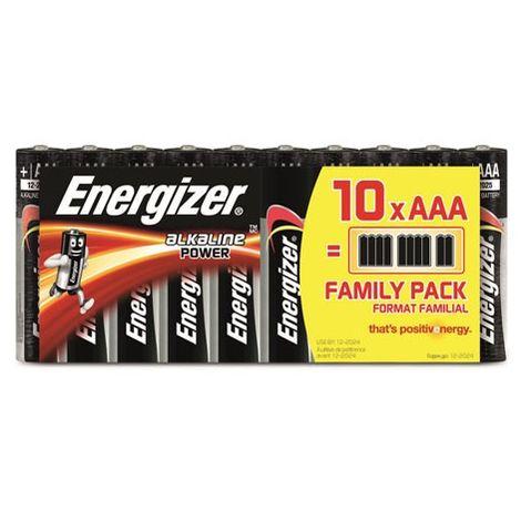 Pile LR03 (AAA) alcaline(s) Energizer Power LR03 1.5 V 16 pc(s)