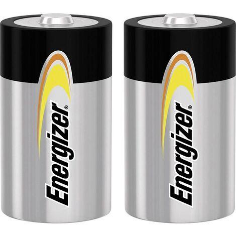 Pile LR20 (D) Energizer Power LR20 E300152200 alcaline(s) 1.5 V 2 pc(s) Y227121