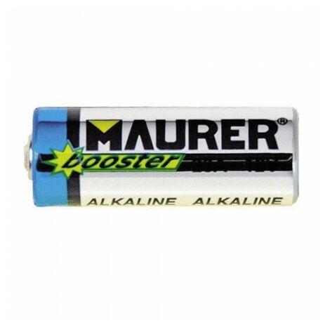 Pile maurer alcaline 12 v. - e 23 a/ l1028 / 9lr932 / v23ga (blister 1pieza)