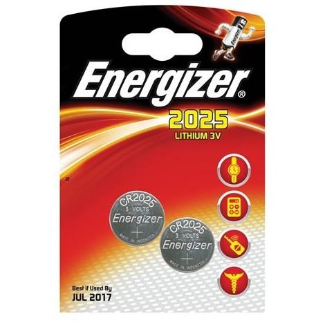 Pile miniature électronique lithium 3 V Energizer