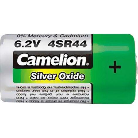 Pile photo 4SR44 oxyde d\'argent Camelion 4SR44 145 mAh 6.2 V 1 pc(s) S346671
