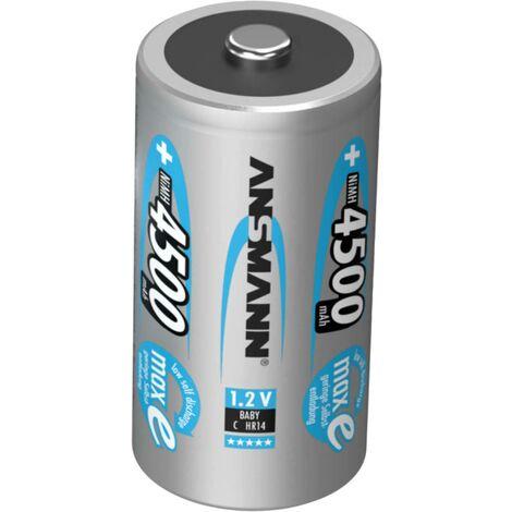 Pile rechargeable LR14 (C) NiMH 1.2 V Ansmann 5035351 4500 mAh 1 pc(s) R186811