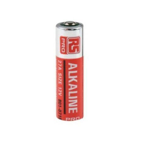 Pile RS PRO A27 - Alcaline - 12V - 25mAh