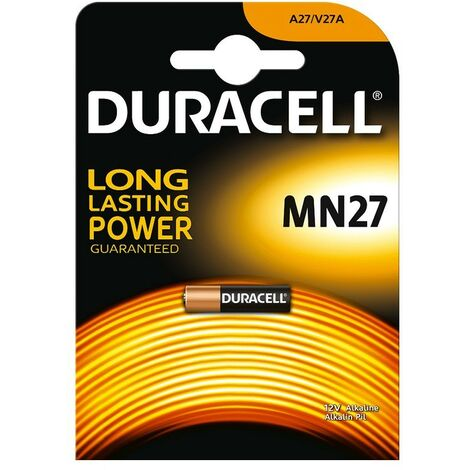 Pile Security MN 27 - Duracell