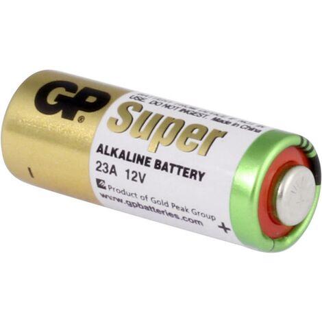 Pile spéciale 23 A alcaline(s) GP Batteries 10023AC1 12 V 55 mAh 1 pc(s) X93182