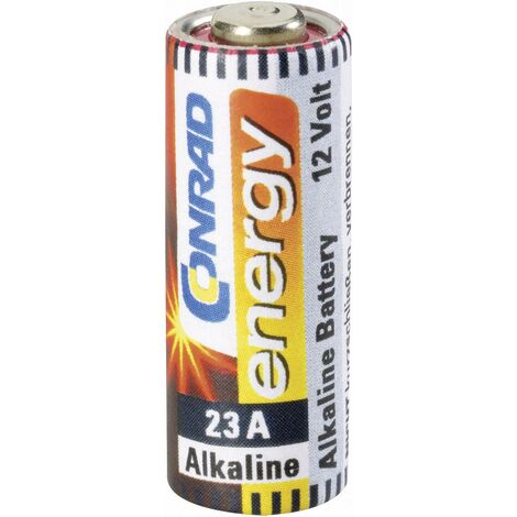 Pile spéciale 23 A Conrad energy 23A CE-1628892 alcaline(s) 12 V 55 mAh 1 pc(s) X566051