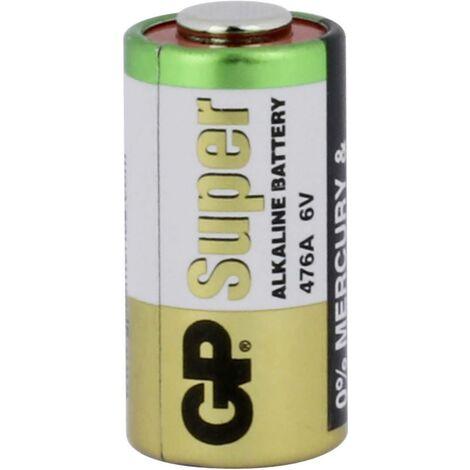 Pile spéciale 476 A alcaline(s) GP Batteries 080476AC1 6 V 105 mAh 1 pc(s) X37570
