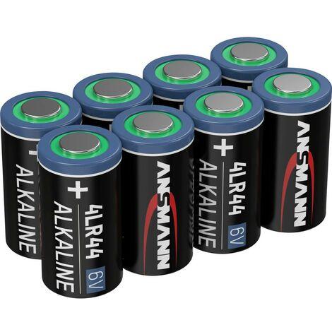 Pile spéciale 476 A Ansmann 4LR44 1520-0014 alcaline(s) 6 V 8 pc(s)