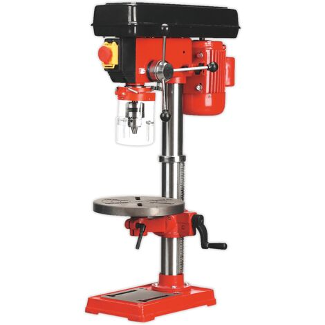 Pillar Drill Bench 12-Speed 840mm Height 370W/230V