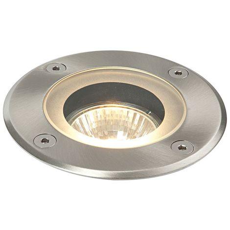 Pillar Round light Marine Grade IP65 50W Steel