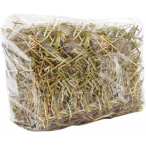 """main image of """"Pillow Wad Alfalfa Hay (500g) (May Vary)"""""""