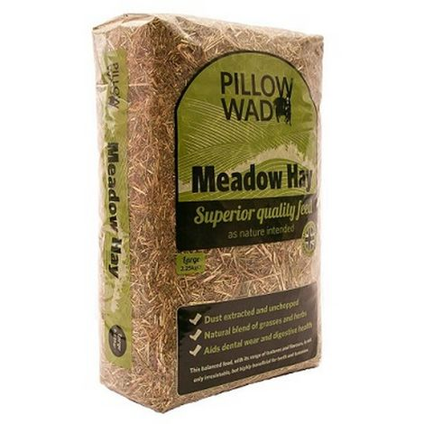 Pillow Wad Plant Meadow Hay