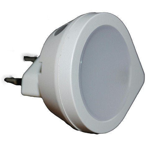 Piloto LED con sensor crepuscular