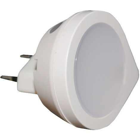 Piloto LED con sensor crepuscular Luz Naranja (0.4W)