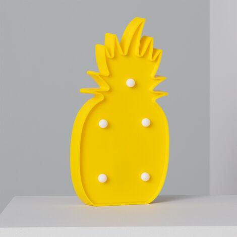 Piña LED Amarillo