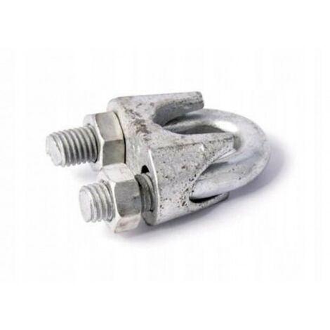 Pince à corde de proue de 30 mm pour cordes galvan