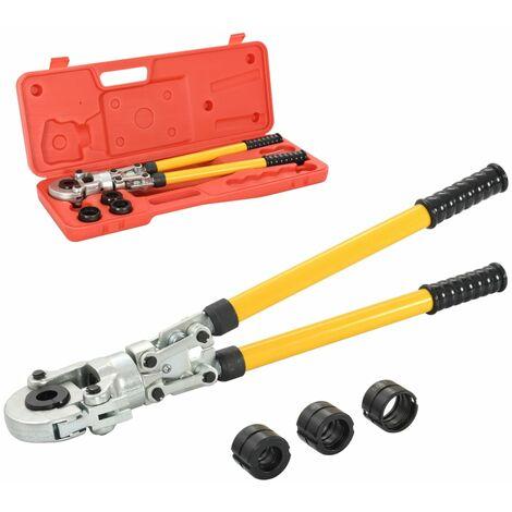 Pince à sertir hydraulique Forme de V 16-20-26-32 mm