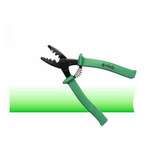Knipex 9771180 Pince à sertir 180 mm pour Embouts de câble