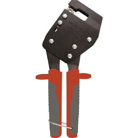 Pince à sertir rails et montants 240 mm - l'outil parfait