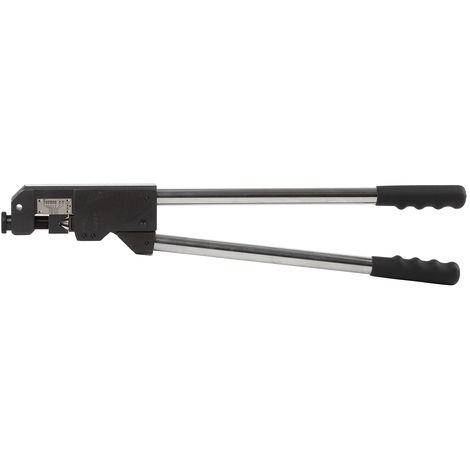 Pince à sertir RS PRO pour Attache de câble tubulaire Cliquet