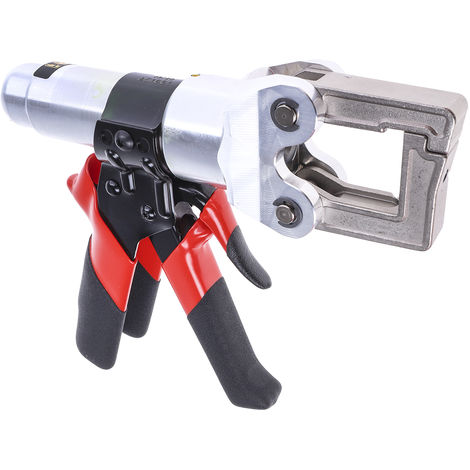 Pince à sertir RS PRO pour Attache de câble tubulaire Hydraulique