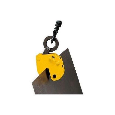 Pince à tôle pour surface dure - Capacité : 4 tonnes