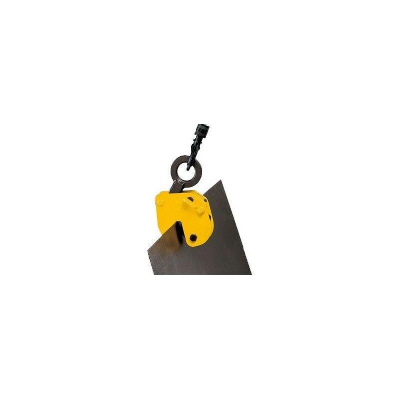 Websilor - Pince à tôle pour surface dure - Capacité : 0.5 tonne