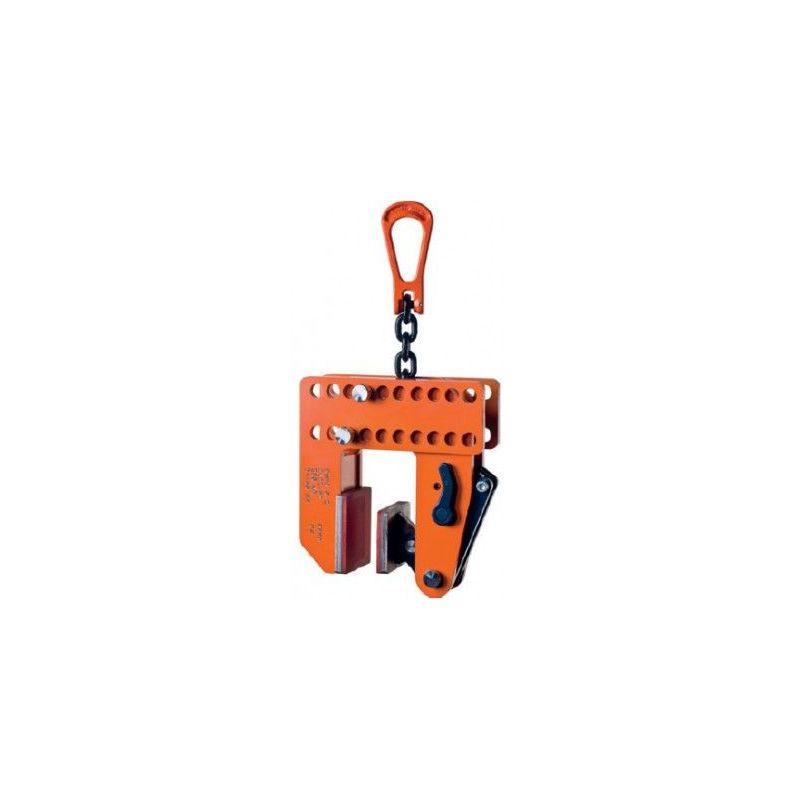 Websilor - Pince à tôle sans marquage - 0.5 tonne